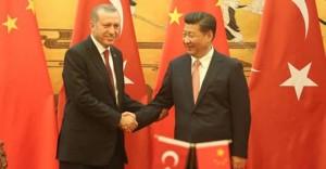 Erdogan - Xi Jinping (29 Tem 2015)